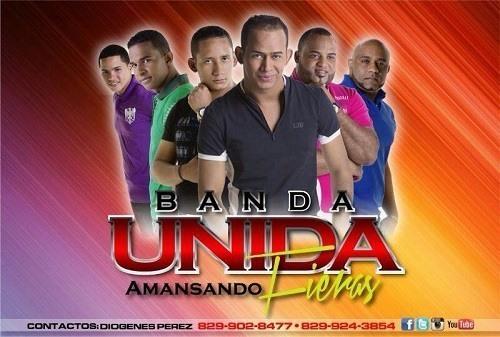 Banda Unida En Monte Bar Las Colinas (7-25-2014)