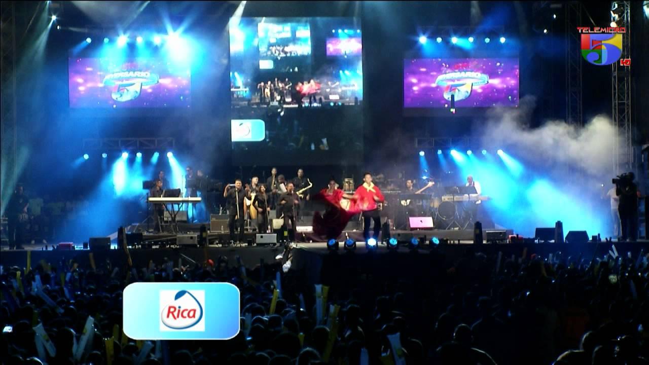 Video – Fefita La Grande Fiesta Aniversario Grupo de Medios Telemicro 2014