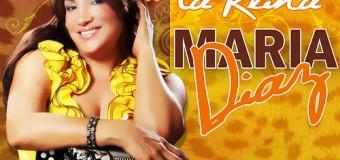 Maria Diaz – Contigo Me Voy (Nuevo 2014)