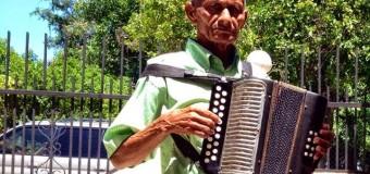"Fallecio ""Capu"" musico tipico compositor del merengue Recordando a Vidal"