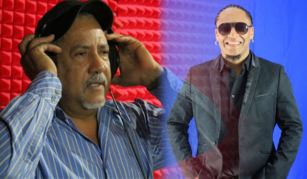 Krisspy y Francisco Ulloa