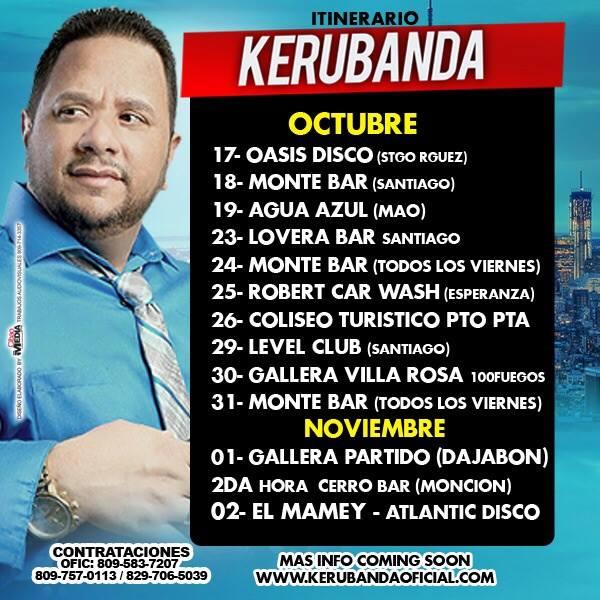Itinerario De La Kerubanda