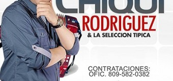Chiqui Rodriguez – El Calientico (2014)