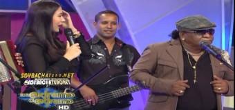 Narciso El Pavaroti Presentacion en Vivo en De Extremo a Extremo