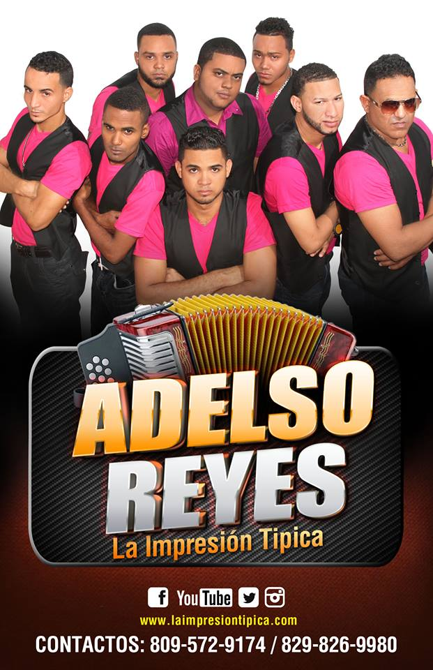 Adelso Reyes La Impresion Tipica