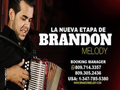 brandon melody
