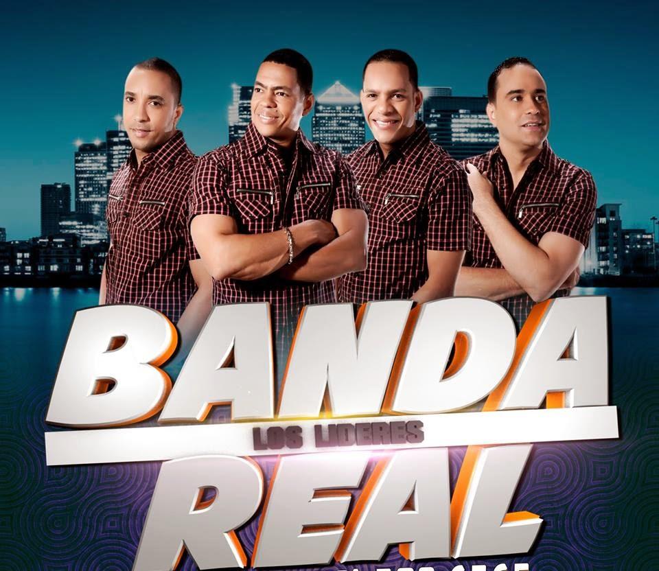 Banda Real En Vivo En El Cerro Bar Moncion (6-13-2017)