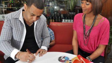 Photo of Yovanny Polanco Realiza Firma de autografos y anuncia unión musical con el productor  Boy Wonder