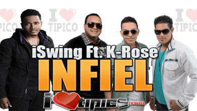 Photo of iSwing Ft. Karlos Rose – Infiel (Remix)
