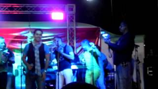 Photo of Video: Banda Unik – Olvida En El Parque Municipal de Esperanza (12-14-12)