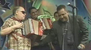 Photo of Rafaelito Roman, El Ciego De Nagua y Francisco Ulloa – La Malla Prendia