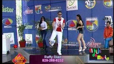 Photo of Raffy Diaz Homenaje a Tatico Henriquez en Aki e la Cosa