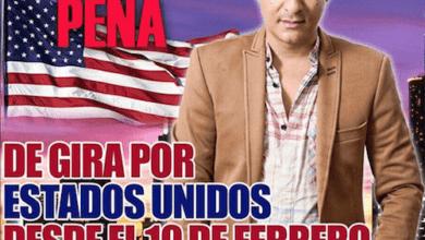 Photo of Wilman Peña De gira por estados unidos