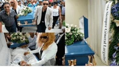 Photo of Hoy dieron digna sepultura a los resto del General Larguito (Video)