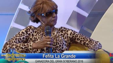 Photo of Entrevista a La Gran Soberana Fefita La Grande