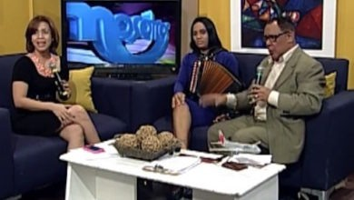 Photo of Entrevista: Raquel Arias en Ustedes y Nosotros (Video)