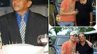 Photo of Muere padre del merenguero típico Wilman Peña
