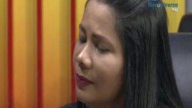Photo of La India Canela Llora en Entrevista con Nelson Javier en Buena Noche