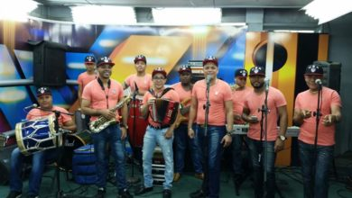 Photo of Presentacion de Sky Band en el show de nelson (Video)