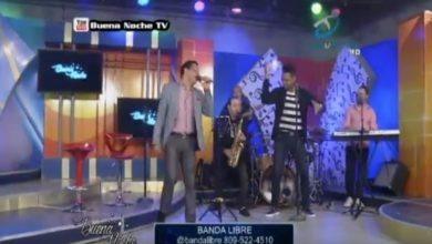 Photo of Presentacion Completa de Banda Libre en Buena Noche (Noviembre,2016)