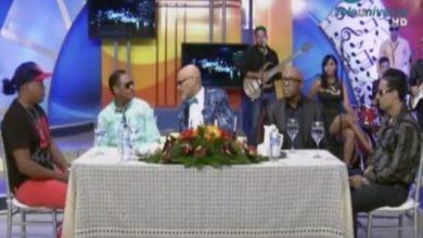 Photo of Debate sobre la Musica Tipica en Buena Noche TV