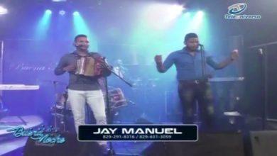 Photo of Presentacion de Jay Manuel en Buena Noche (Diciembre, 2017)