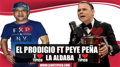 Photo of El Prodigio Ft Peye Peña – La Aldaba (2018)