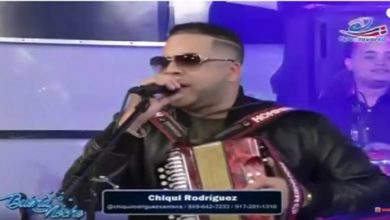 Photo of Presentacion de Chiqui Rodriguez en Buena Noche Tv (Marzo, 2018)