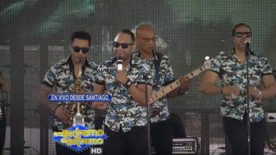 Photo of Presentacion de Banda Real Desde el Monumento en Santiago