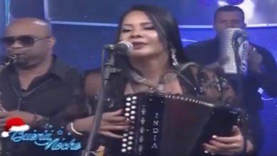 Photo of Presentacion de La India Canela en Buena Noche