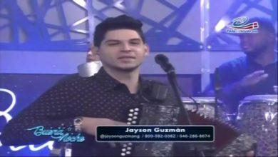 Photo of Presentacion de Jayson Guzman en Buena Noche (Video)