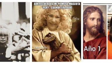 Photo of Fefita La Grande está harta de los memes que insinúan que ella es muy vieja