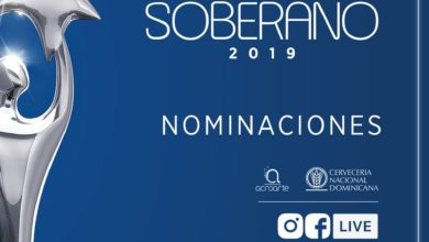 Photo of Lista de nominados (Conjunto Tipico) Premios Soberano 2019