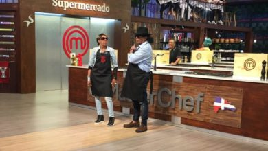 Photo of Fefita La Grande y Sergio Varga salen de Masterchef Celebrity
