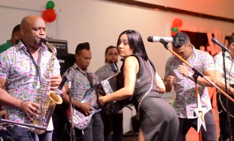 Raquel Arias - La Grama Chapia (Video)