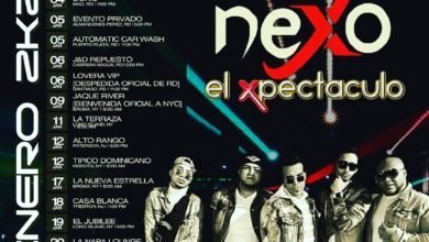 Photo of Itinerario de Nexo El Klan Perfecto mes de enero 2020
