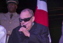 """Photo of Bartolo Alvarado """"El Ciego de Nagua"""", el adiós"""