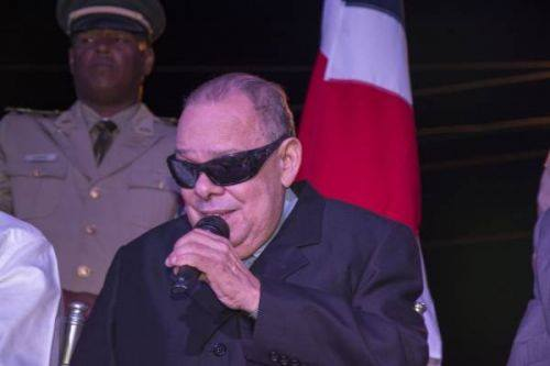 """Bartolo Alvarado """"El Ciego de Nagua"""", el adiós"""